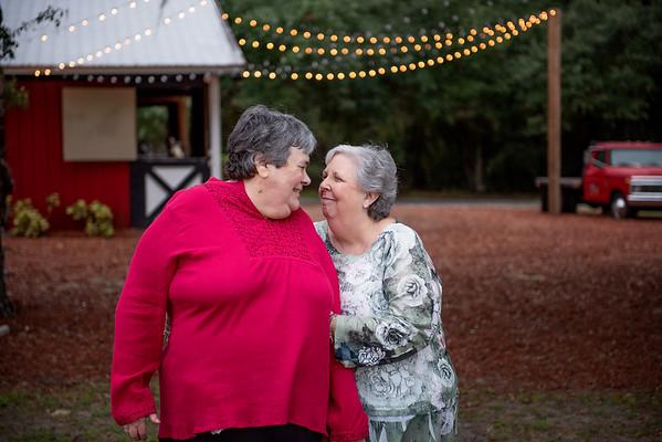 Carol and Bette say I do!  Nov 2019