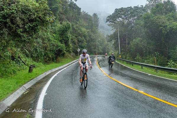 Colombia Day 2: Time Trail-Power test