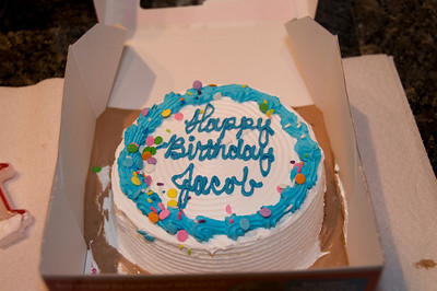 2008 - December - Jacob's 11th Birthday