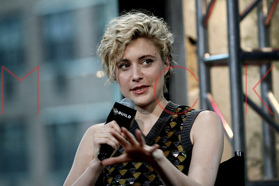 """New York, NY - August 11:  The Build Speaker Series: Discussing """"Mistress America"""", New York, USA."""
