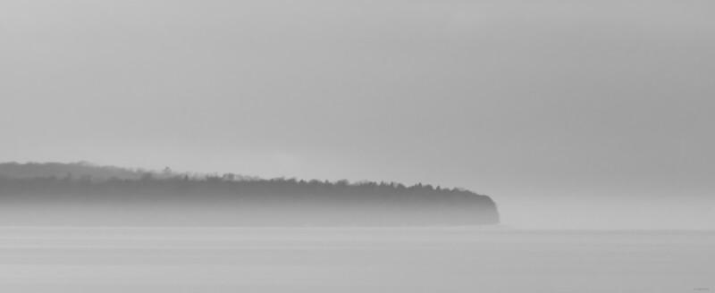Foggy Point