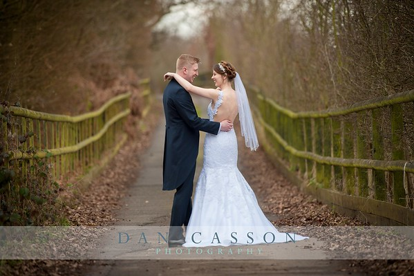 Kayleigh & Andrew.  STOCK BROOK