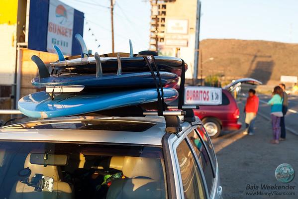 Baja Weekender Taylor Anthony