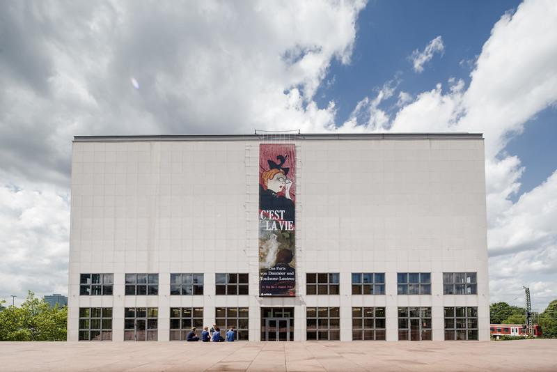 Kunsthalle Hamburg Galerie der Gegenwart