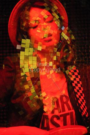 Charlotte Kemp Muhl,Plastic Ono Band, New Years Freakout 5. January 1, 2012. Oklahoma City, Oklahoma.