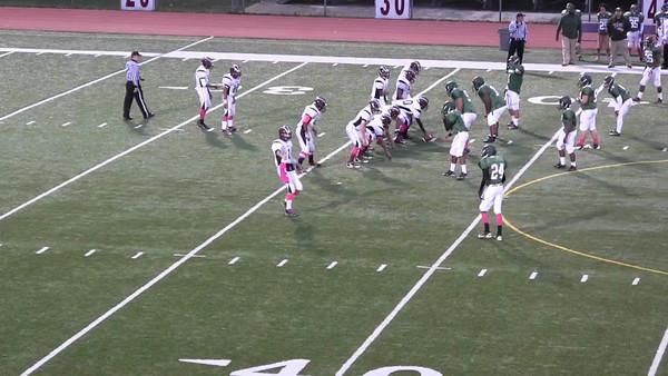 Video of MRHS Freshmen vs Long Branch