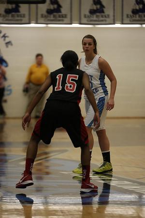 1-21-14 Girls Varsity Vs East Rutherford