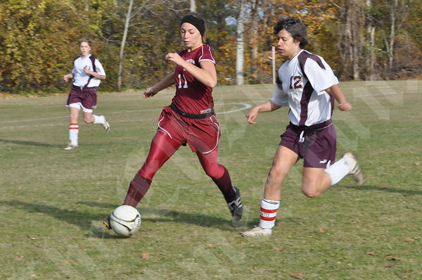 Soccer - GSA at Orono girls' semifinal 1030