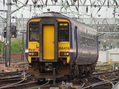 Class 156 Super Sprinter