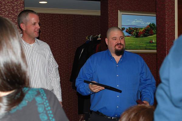 2010-02-26 WALPB Band Dinner