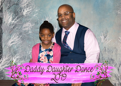 2019 Daddy Daughter Dance Saturday