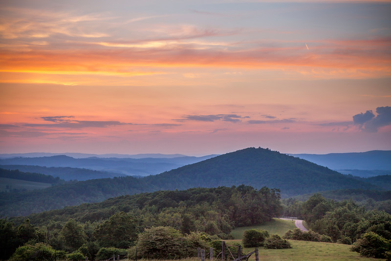 Virginia Blue Ridge Parkway