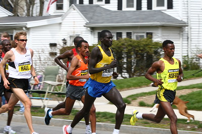 Boston Marathons