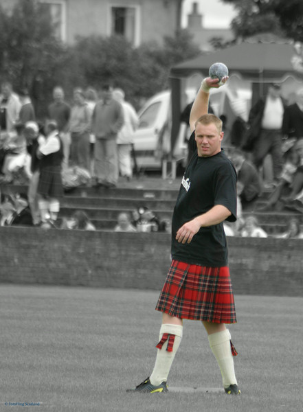 The 2004 Shotts Highland Games