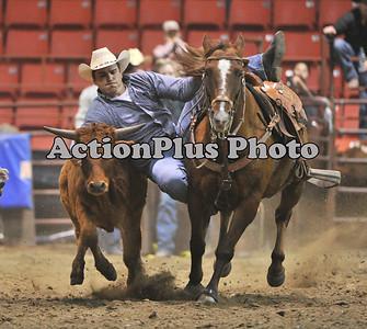 11MFR Steer Wrestling