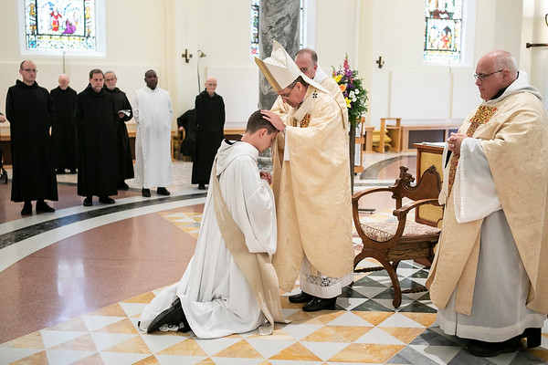 Fr. Simon Herrmann Priesthood Ordination