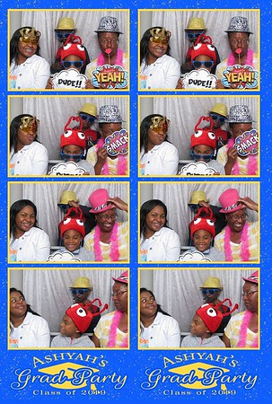 Ashyah's Grad Party - Class of 2019