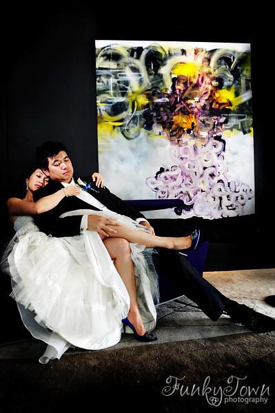 Hanh & Kevin's Wedding - Calgary, Alberta