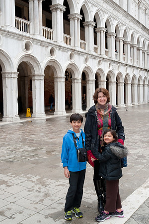 2013 Trip to Venice and Florence