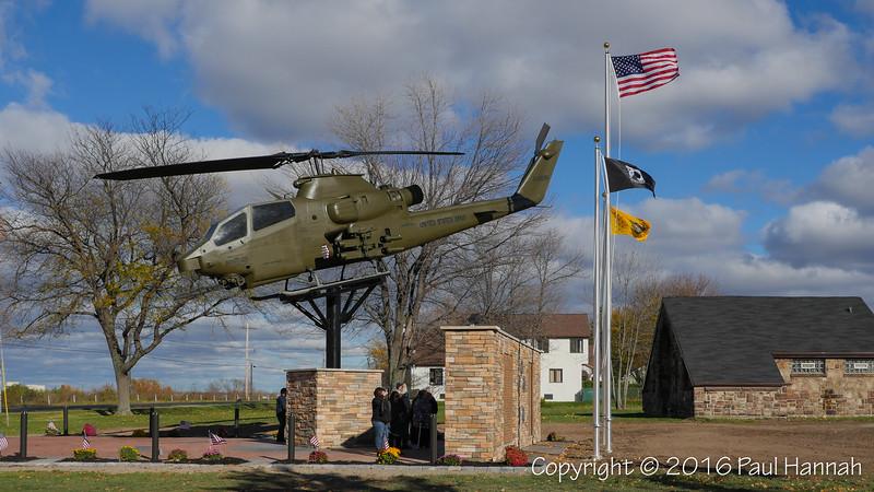 Veterans Memorial - Tonawanda, NY - AH-1 Cobra