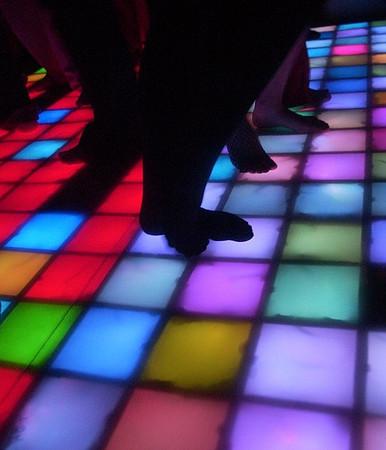 1E Disco Dance Floor