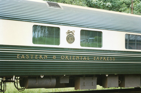 Adventure on the Eastern & Oriental Express 1996