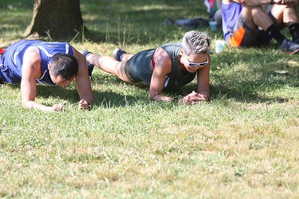 Long Run #9 - Ken Gar to Matthew Henson via Silencer