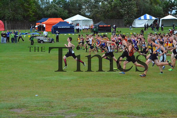 Lakeland Cross Country - Roy Griak Invitational