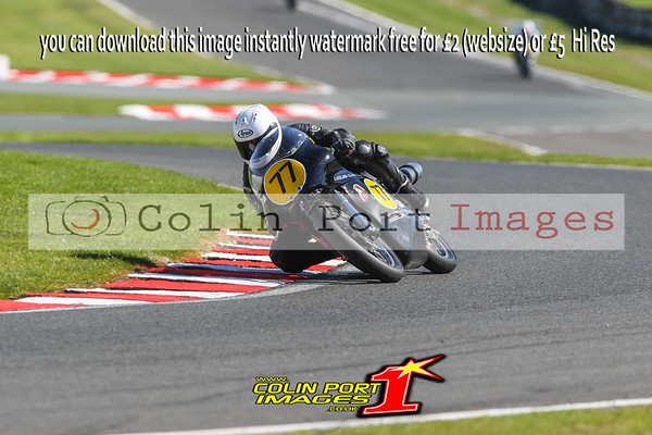 Classics & Earlystocks Wirral 100 Oulton Park 2017