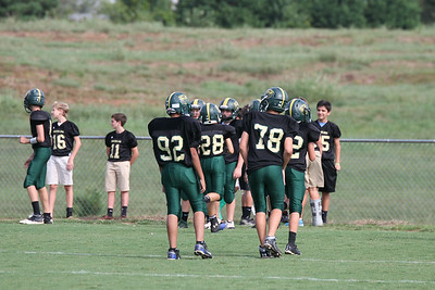 PGMS vs Vickery Creek - 8/19/14