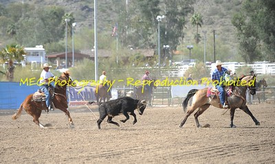 2nd Annual Black Mountain Feeds Roping