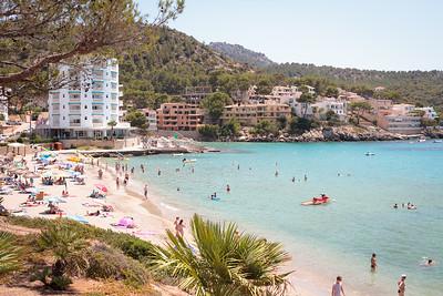 Sant Elm - Cala Fornells -  Majorca - Spain