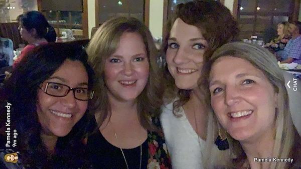 2018 12-01 B&SW Nurses holiday party