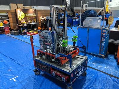2019 - Bloomfield Girls Robotics Competition