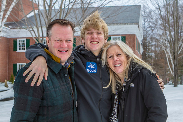 Parent & Family Weekend - Winter 2017
