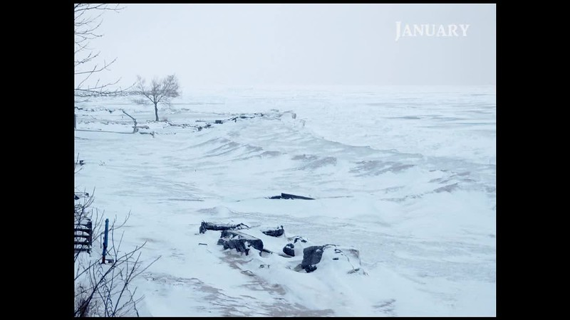 Erie Effects: A Year in the Life of a Lake, 2011 - West