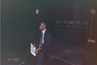 2002 NCCU Sound Machine Photo Album