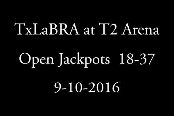 9-10-2016 Open Jackpots 18-37