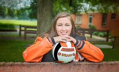 Breann  Koons Senior Pics
