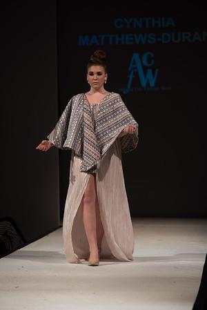 Cynthia Mathews-Duran AC Fashion Week - Photos by Edwin Alvarado