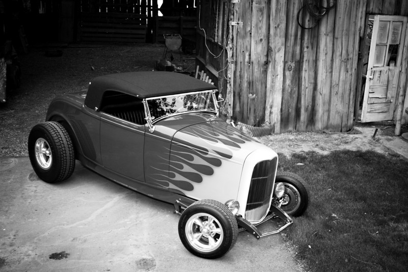High Boy Roadster