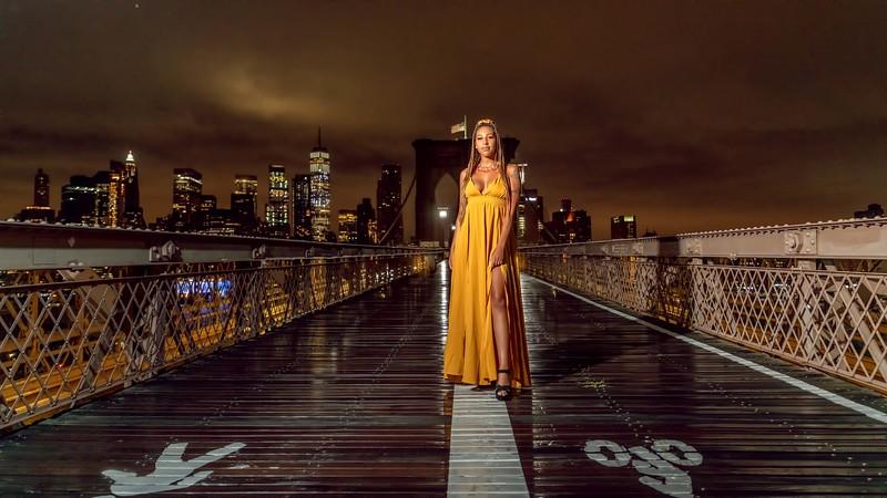 Jasmine Brooklyn Bridge