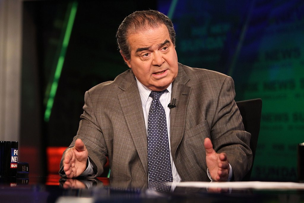 ". <p><b> Supreme Court justice Antonin Scalia caused a stir in the nation�s capital when he admitted that he �hates� � </b> <p> A. The Redskins  <p> B. The Nationals  <p> C. About half of the Bill of Rights  <p><b><a href=\'http://www.washingtontimes.com/news/2013/sep/9/antonin-scalia-i-hate-redskins/\' target=""_blank\"">HUH?</a></b> <p>    (Paul Morigi/Getty Images)"