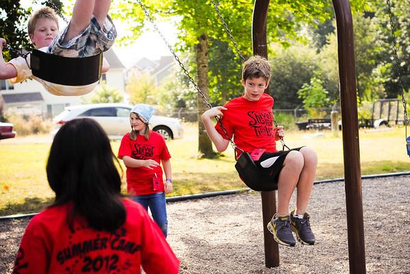 KCMT Summer Camp August 2012