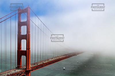 California - San Francisco to Lake Tahoe