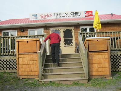 Day 2,  Prince Edward Island,  June 12