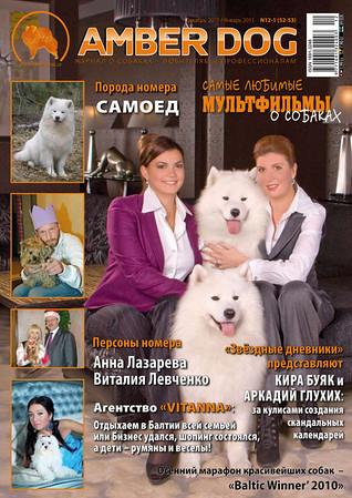 Amber Dog Magazin