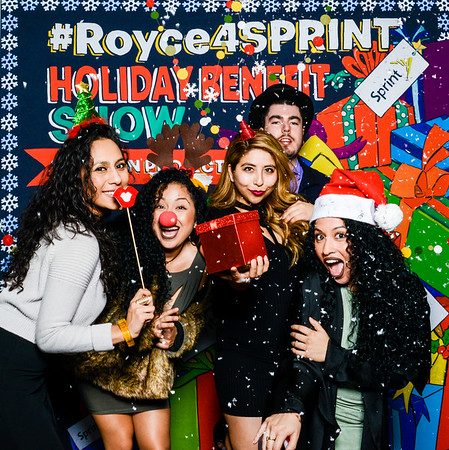 Sprint Holiday Party feat. Prince Royce