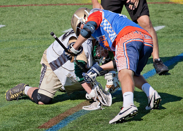 2013 Baggataway and Sting LAX