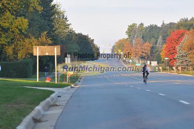 1.5 Mile Mark - 2012 Brooksie Way Half Marathon